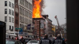 Residents Work to Pick Up Pieces After NYC Building Blast