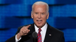 Biden Calls Trump 'A Threat to the Democratic Process'