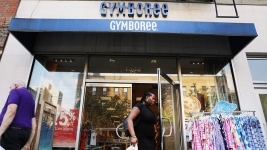 Gymboree Begins Winding Down Operations After 2nd Bankruptcy