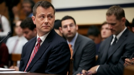 FBI Agent Who Sent Anti-Trump Texts Is Fired