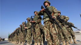 Afghan Soldier Kills 3 U.S. Contractors: Officials