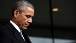 Obama Salutes