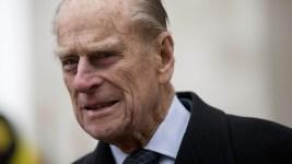 UK's Prince Philip Unhurt After Crash Near Royal Estate