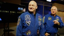 Astronaut's DNA Differs From Twin's After Year in Space