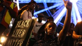 Fourth Night Of Charlotte Protests Is Largely Peaceful