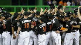 Marlins Wear Jose Fernandez's No. 16 in Tribute