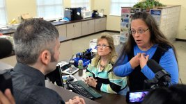 Clerk Blocking Gay Marriages Has Divorced 3 Times