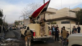 Troops Have 'Full Control' of Eastern Mosul: Iraq Military