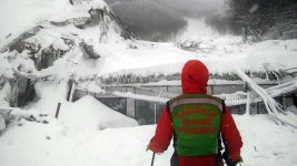'Catastrophic' Avalanche Hits Italian Hotel; 2 Bodies Found