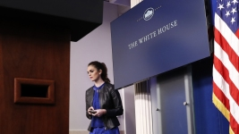 Hope Hicks Tapped as Interim WH Comms. Director: Sources