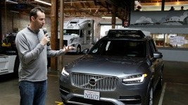 Uber Hired Ex-Google Exec Despite Knowledge of Stolen Info