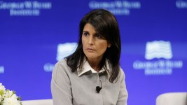 Nikki Haley: Evidence Shows Iran Is Arming Rebels in Yemen