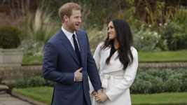 Prince Harry, Meghan Markle Set a Wedding Date