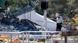 Collapsed Bridge Designed, Built by Major Florida Firms