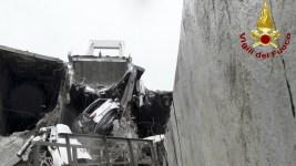 Shaken Italy Bridge Collapse Survivor: 'The World Came Down'