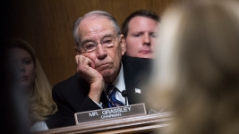 Sen. Grassley Opts to Cede Judiciary Committee Chairmanship