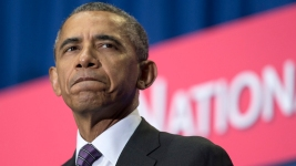 Protesters to Greet Obama on Oregon Trip