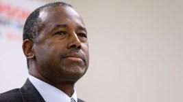 Carson Defends Linking Gun Control to Holocaust