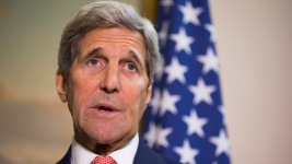 John Kerry, Ash Carter Meeting With Australian Counterparts