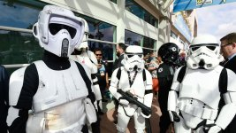 Star Wars Fan's 'Stupid Mistake' Led to Arrest