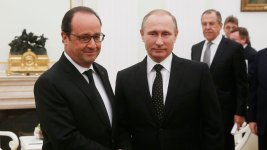 Hollande Calls for 'Grand Coalition' Against ISIS