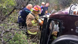 Arizona Man Trapped in Car for 3 Days Rescued