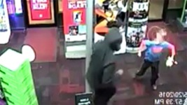 'He's Tough': 7-Year-Old Punches Video Game Store Robber