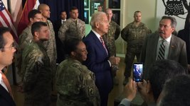 Biden Presses Iraq to Focus on Gains