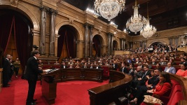 Spain Ready to Revoke Catalan Autonomy Amid Independence Bid