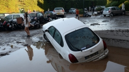 Flash Floods in French Riviera Kill at Least 10