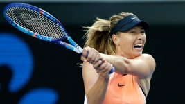 Sharapova Returns to Tennis After 15-Month Doping Ban