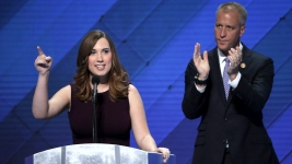 First Openly Trans Convention Speaker Makes History at DNC