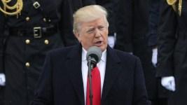 #MAGA: Twitter Reacts to Donald Trump's Inauguration