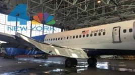NTSB Probes Cause of LaGuardia Plane Skid
