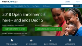 Obamacare Sign-Ups Surge; Enrollment Likely Down Next Year