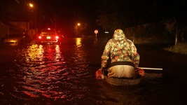 Florence by the Numbers: Storm Surge, Rainfall and More