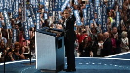 Read President Obama's Speech to the DNC