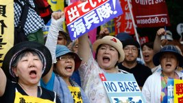 US Contractor Charged With Okinawa Murder