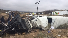 Damaged Guardrail May Have Caused Deadly Prison Bus Crash: NTSB