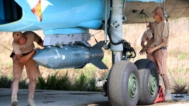 Russia Moves Artillery and Ground Forces to Hama, Syria