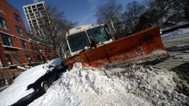 Removing Snow Costs $1.8M per Inch in NYC: Study