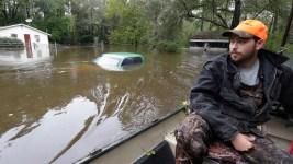 Rain Devastates Parts of S.C. in '1,000-Year' Flooding