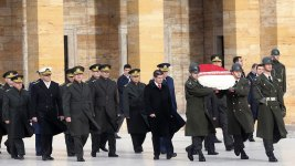 Turkey Says Pilot's Body to Be Flown Back to Russia