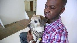 HIV-Positive Doctor Says His Dog Saved His Life