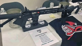 Firefighters Union Puts Up AR-15 for Auction at Fundraiser