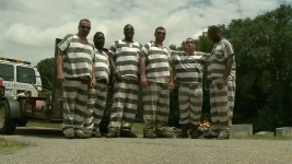 Ga. Inmates Get Reduced Sentences for Saving Collapsed Guard