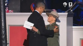 Obama to Replace Park Ranger's Stolen Coin
