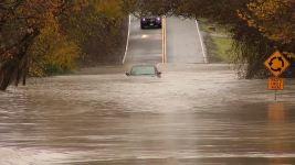 Rain, Ice Coat Parts of Texas, Oklahoma and Arkansas
