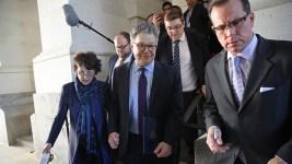 Franken's Exit Gives GOP Sudden Chance for Senate Gain