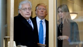 Former Ambassadors Say Trump Pick for Israel Is Unqualified